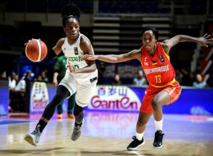D'Tigress off to great start with Mozambique win