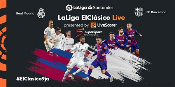 LaLiga: Lucky fans to watch ElClásico with their heroes