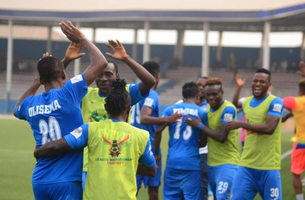 NPFL: Enyimba, Rangers win rescheduled games