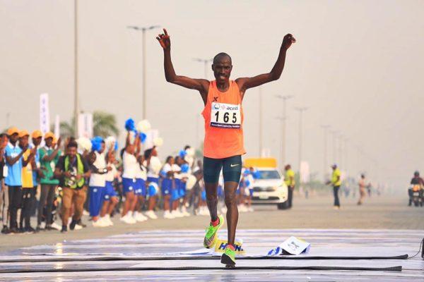 Access Marathon: Barmasai Tumo sets new record in 42km