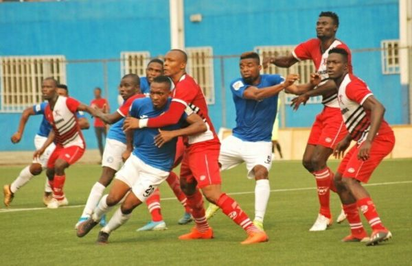 MFM end Pillars' unbeaten run; Lobi back on top