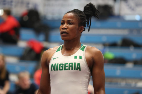 Wrestling: Oborududu wins 10th African title, now World no 2