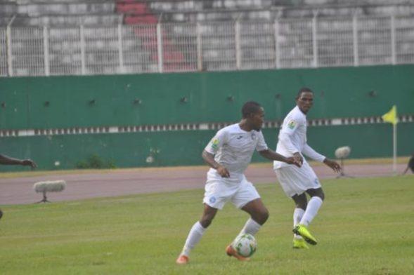 Cyril Olisema backs different Enyimba to scale Horoya hurdle