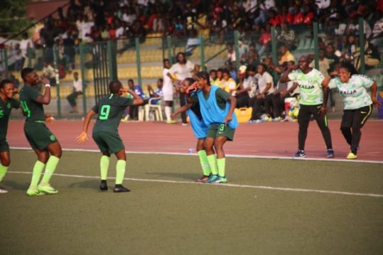 U17WWCQ: Flamingos compound Guinea's woes to progress