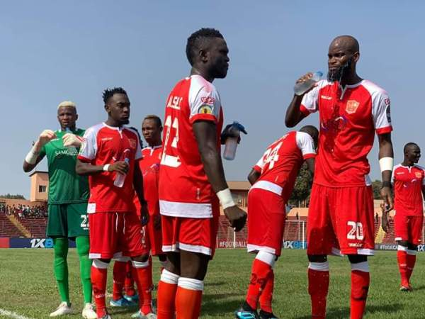 TotalCAFCC: Sakin inspired Horoya eliminate Enyimba