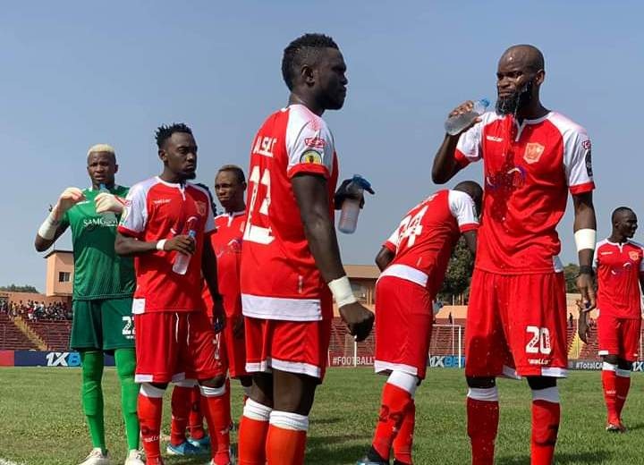 TotalCAFCC: Sakin inspired Horoya eliminate Enyimba