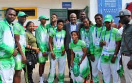 Olympics: Nigeria boxers heap blame on officials