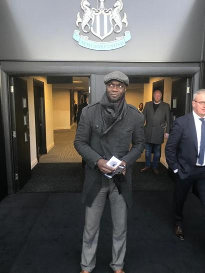 Efe Sodje tasks Nigerian coaches on personal development