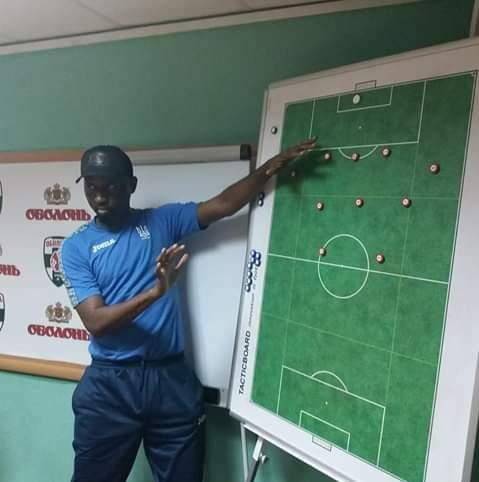Eddy Dombraye ready for NPFL coaching challenge