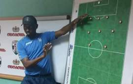 Eddy Dombraye ready for NPFL coaching challenge