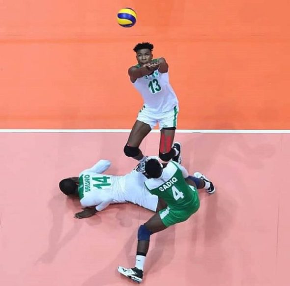 Izuchukwu Nwachukwu: My love for volleyball