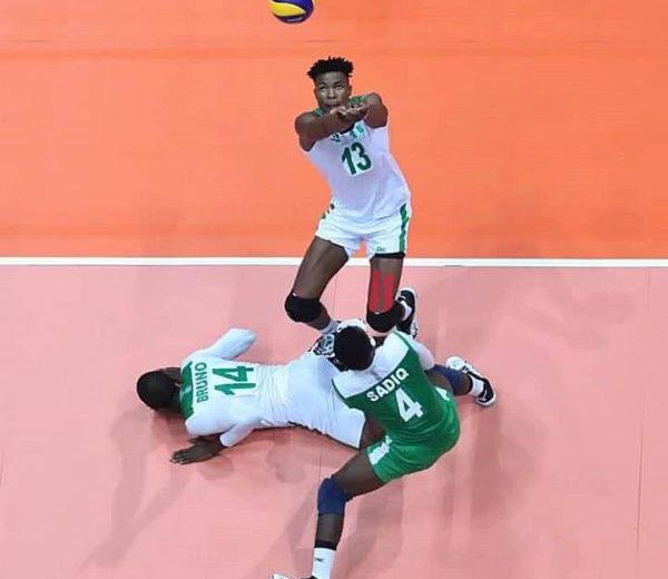 Izuchukwu Nwachukwu: My love for volleyball