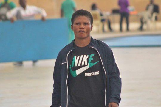 Wrestling: Aminat Adeniyi urges athletes to keep fit