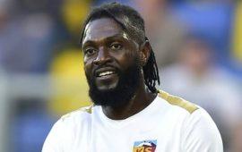 Emmanuel Adebayor to depart Club Olimpia amid Covid-19