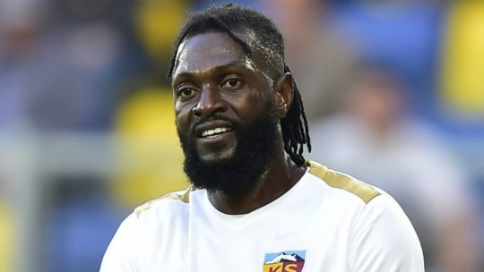 Emmanuel Adebayor to depart Club Olimpia amid Covid-19