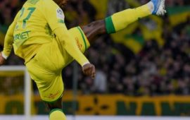 Moses Simon expresses happiness over Nantes permanent deal