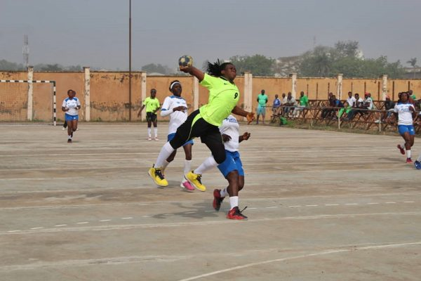 Handball: Muhinat Yusuf is ready for Prudent League