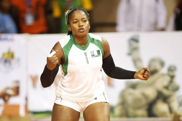 Jummai Bitrus: From Ball Girl to Nigeria Best Volleyball Libero
