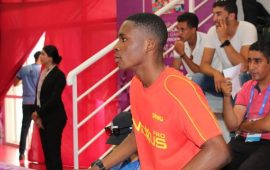 Taiwo Mati resumes training in Portugal
