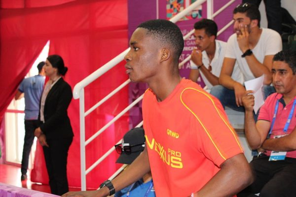 Taiwo Mati resumes training in Portugal