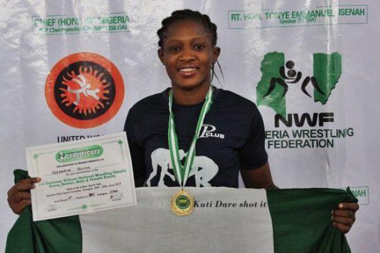 Odunayo Adekuoroye: I imagine myself fighting in an Olympic final