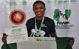 Odunayo Adekuoroye: I imagine myself fighting in an Olympic final