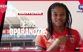 Super Falcons Desire Oparanozie joins Dijon