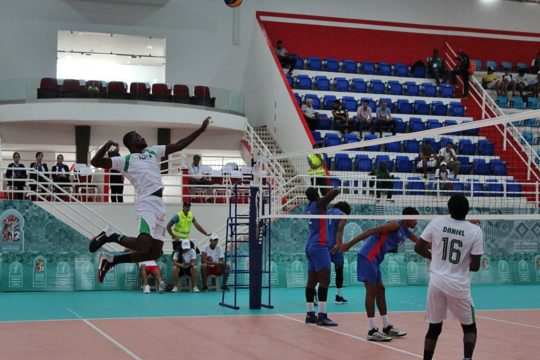 Sunday Akinbo: My jumping ability made me love volleyball