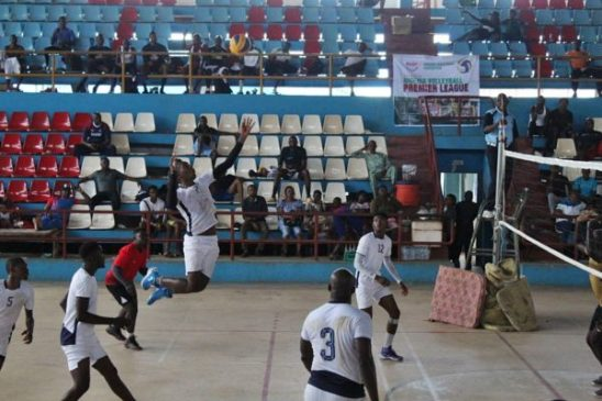 Volleyball: Nigeria U19 player Paul Anshungu is dead
