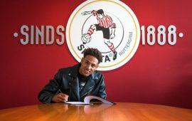 Super Eagles: Maduka Okoye happy with Rotterdam transfer