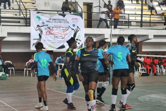 Dorothy Egbum: Playing in Algeria helped my peak years