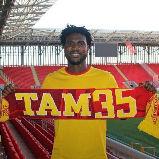 Brown Ideye joins Turkish side Goztepe