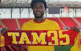 Brown Ideye joins Turkish side Goztepe