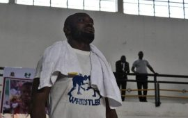 Tokyo Olympics: Purity Akuh aims to qualify 5 female wrestlers