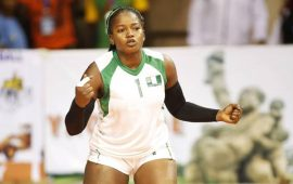Jummai Bitrus: I just want to play volleyball