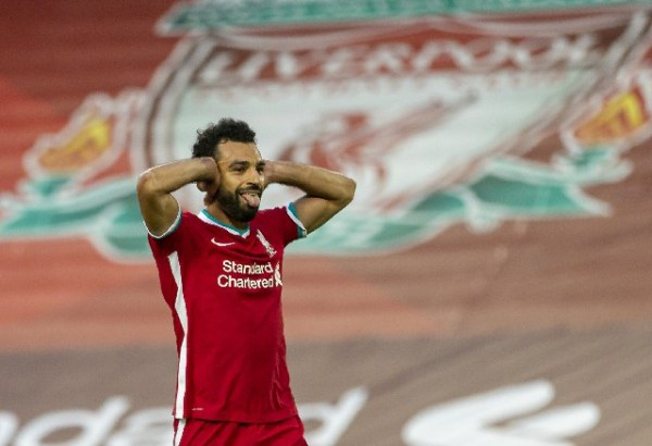 Mo goals as Salah equal PL record in 7-goal thriller