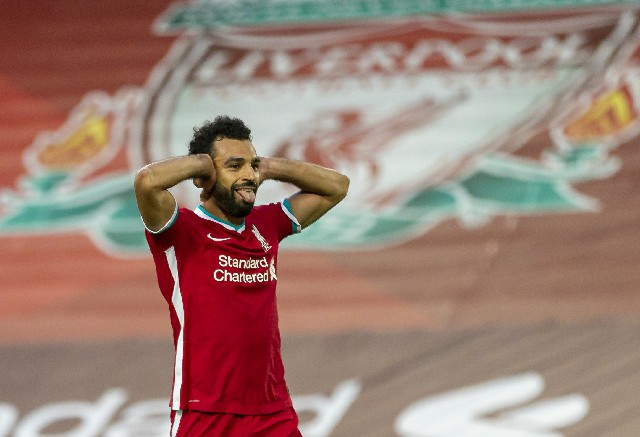 Mo goals as Salah equal PL record in 7-goal thriller