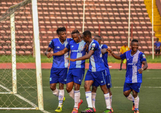 TotalCAFCC: Rivers United accept Confederation Cup fate