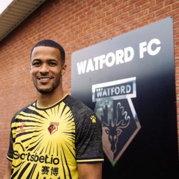 Troost-Ekong joins Championship club Watford from Udinese