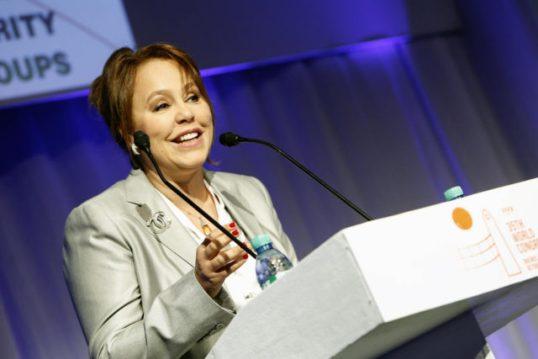 Bouchra Hajij become first female CAVB President