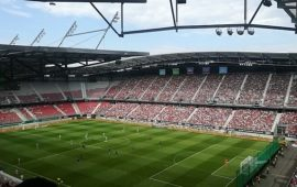 Nigeria vs Algeria friendly moved to a bigger stadium