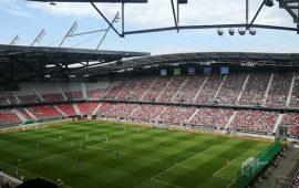 Nigeria vs Algeria friendly moved to a bigger stadium