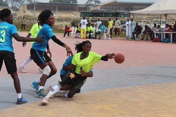 Handball: Adorable Angels, Benue Queens rekindle rivalry