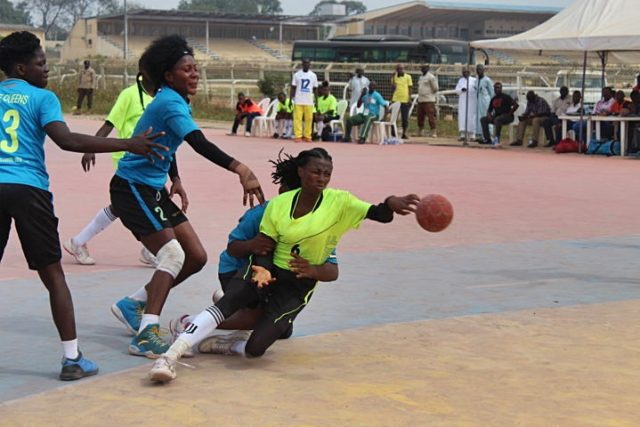 Handball: Adorable Angels, Benue Queens rekindle rivalry