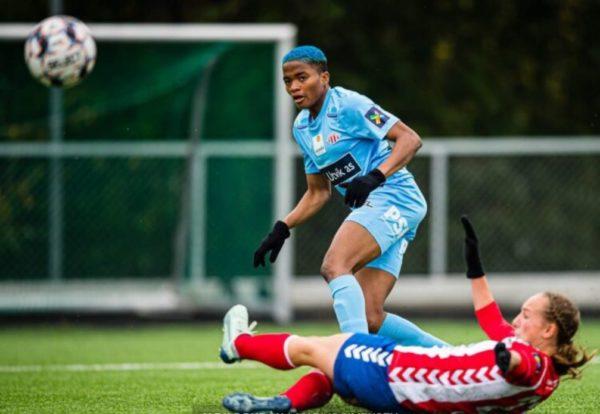 Super Falcons: Oshoala, Imo, Ajibade at the double for clubs
