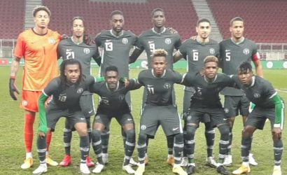 Nigeria drops 3 places in latest FIFA/Coca-Cola ranking