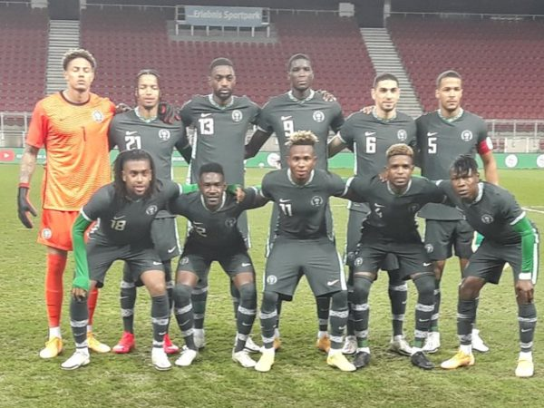 Algeria edge Gernot Rohr's Eagles in Austria