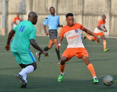 Unbeaten Akwa United exit Gov Wike tournament