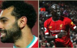Salah, Mane top FIFA 2020 #TheBest Nominations