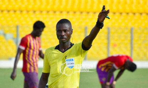 TotalCAFCC: Ghanaian referees to decide Rivers United fate